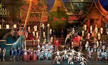 泰國暹羅夢幻劇場表演門票